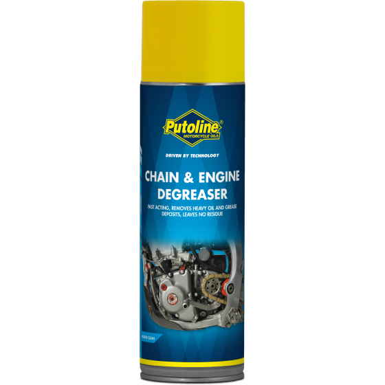 CHAIN & ENGINE DEGREASER